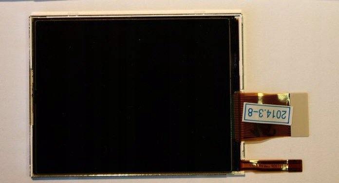 LCD Olympus FE-250 SP-550 NOWY 24h Wa-wa WPR
