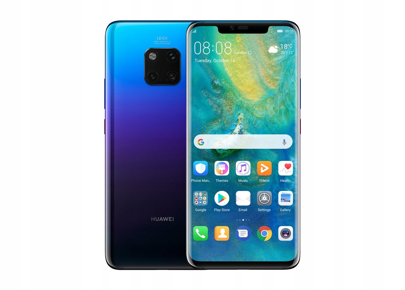 OUTLET Huawei Mate 20 Pro LTE 6/128GB NFC OLED