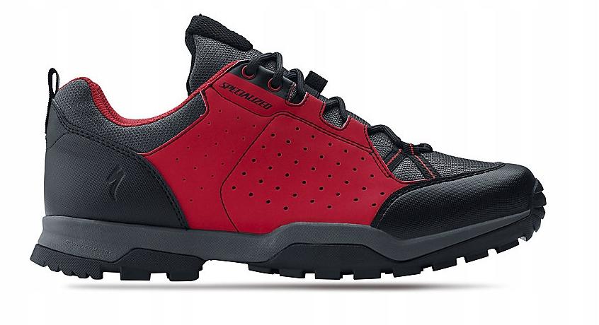 Męskie buty MTB Specialized MTB Tahoe Red # 44