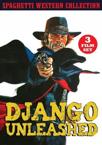 DVD Movie - Django Unleashed:.. .. Western Movie C