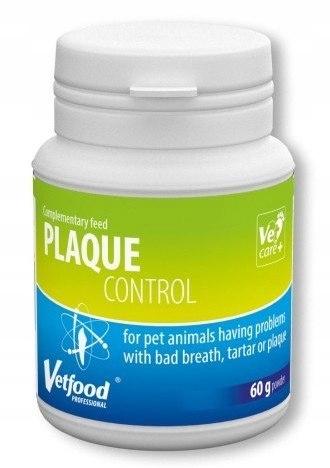Vetfood Plaque Control 60g