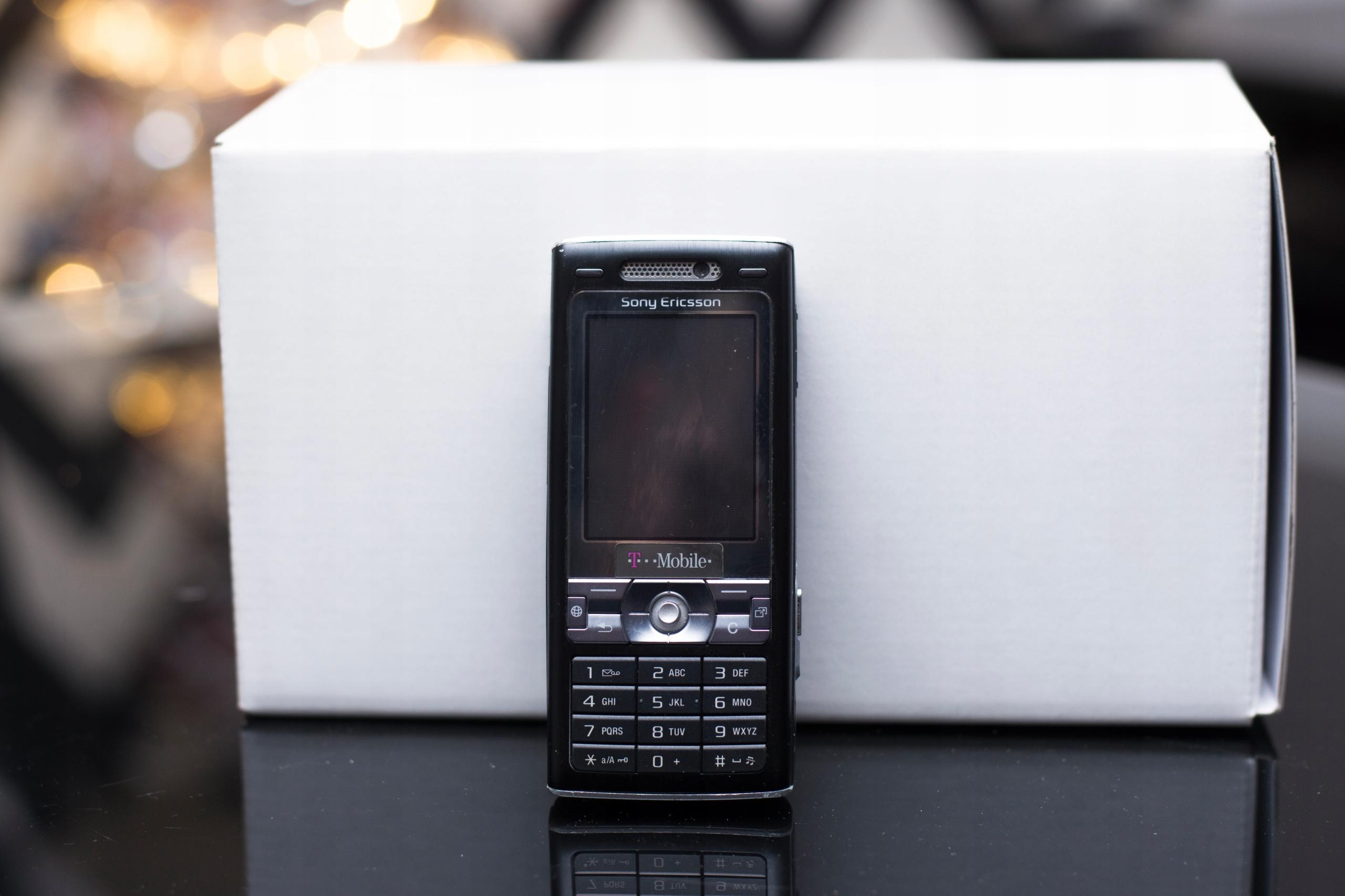 Sony K800i