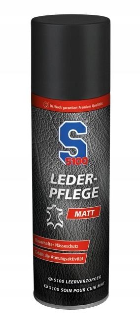 LEDER PFLEGE RAU & MATT S100, ŚRODEK PIELĘGNU.
