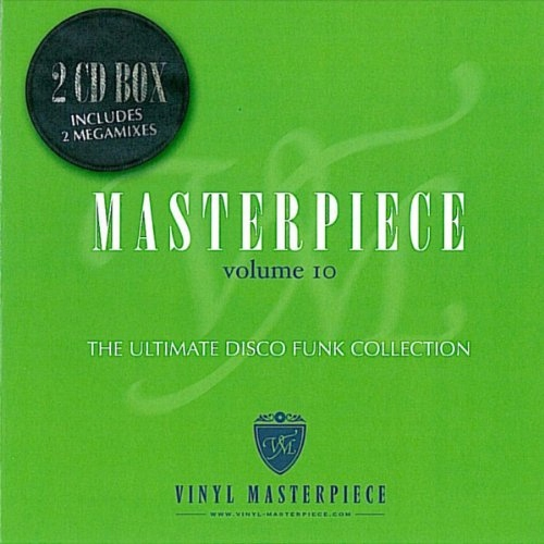 CD V/A - Masterpiece The.. Vol.10 .. Ultimate Disc