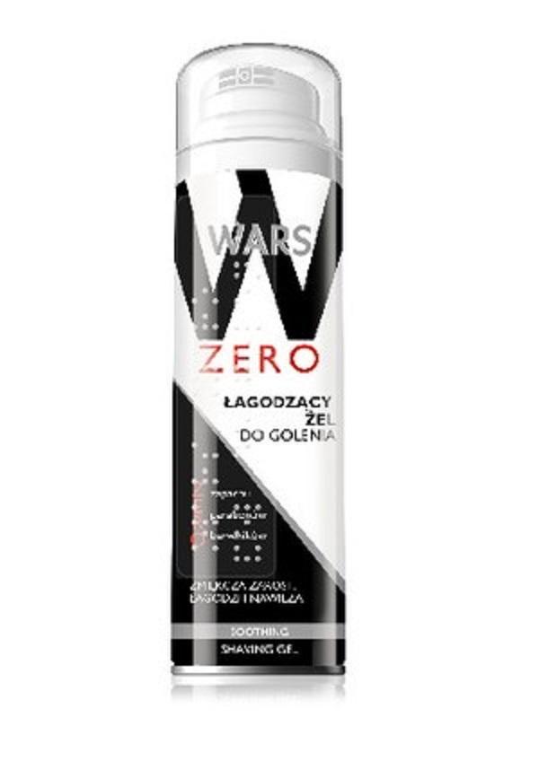 WARS żel do golenia Shaving Gel Zero 200 ml