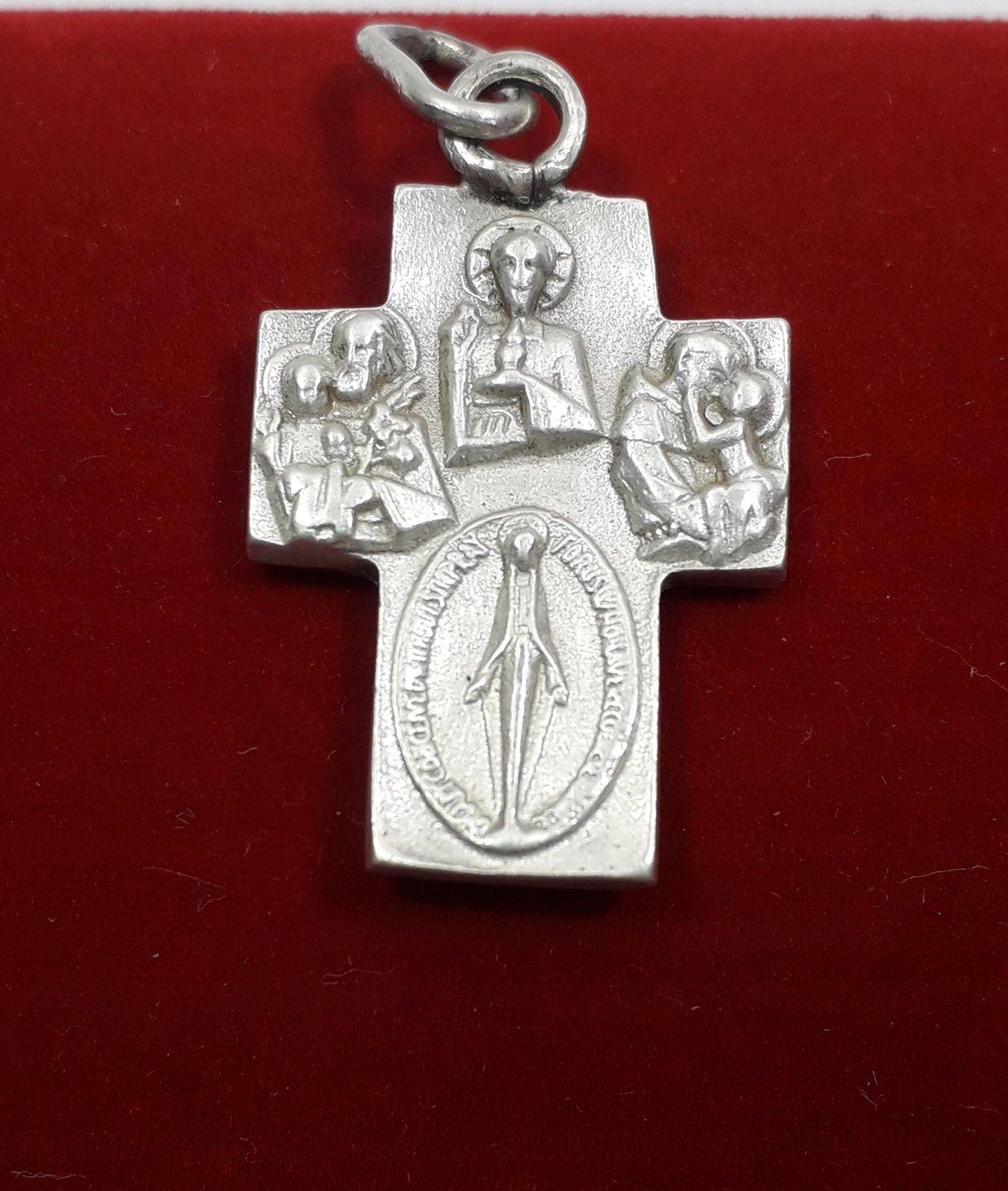 Oryginalny srebrny krzyżyk! 925! 4,06g