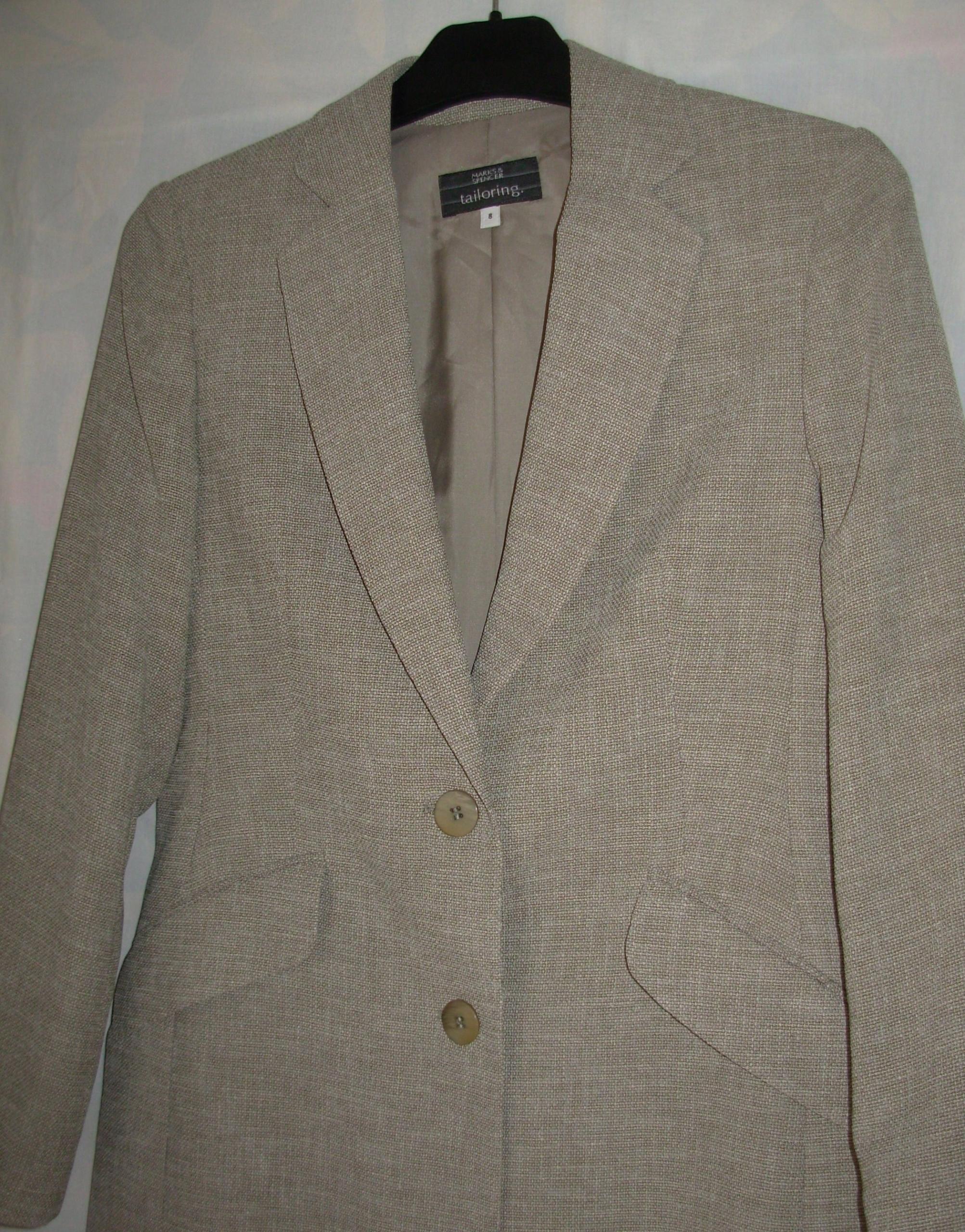 Cienki płaszczyk Marks&Spencer 36