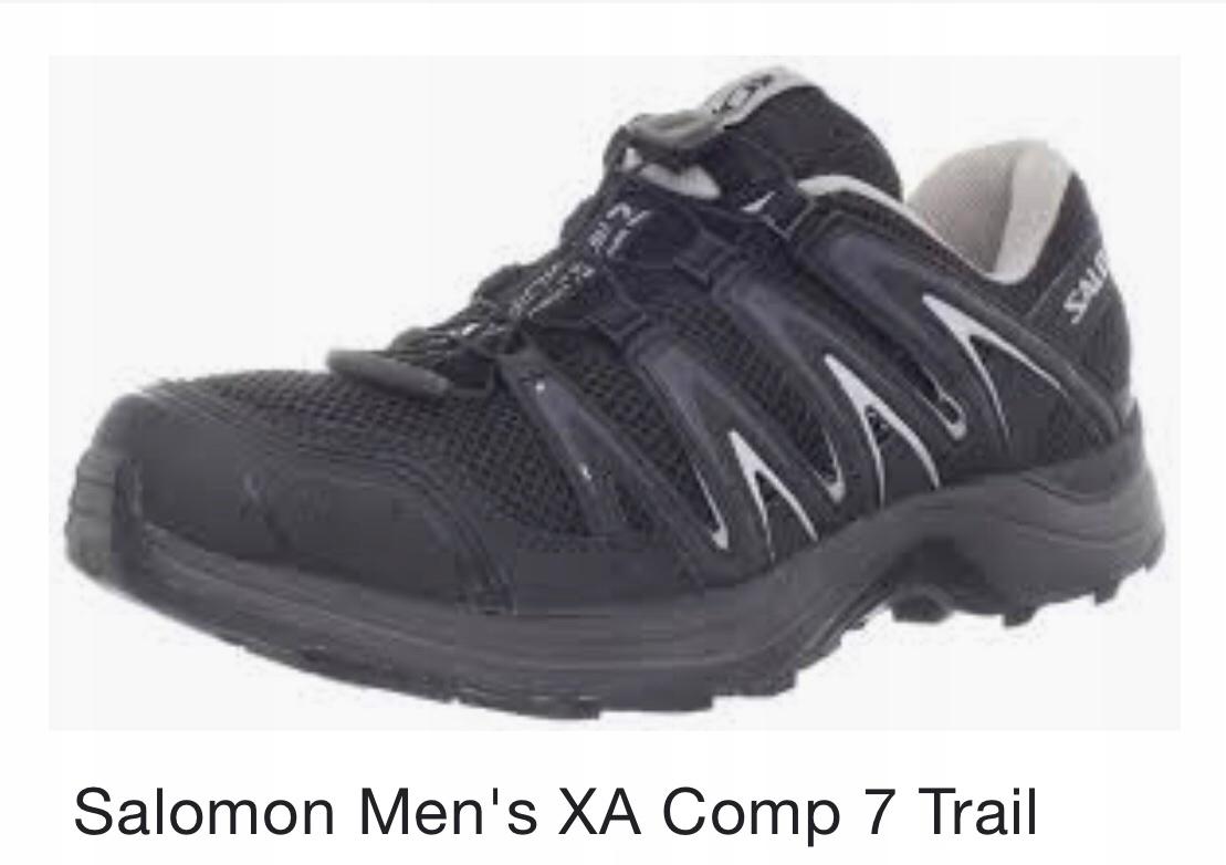 Salomon XA comp 7 buty męskie 43 13 stan BDB