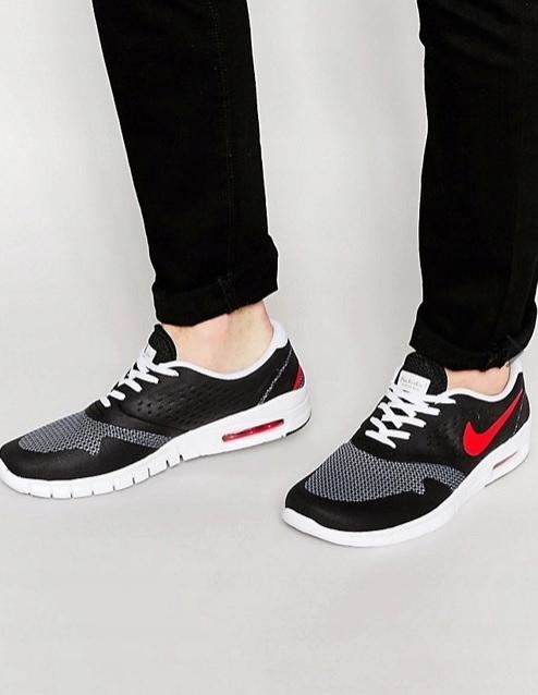 Nike SB Eric Koston Air Max Trainers roz.44