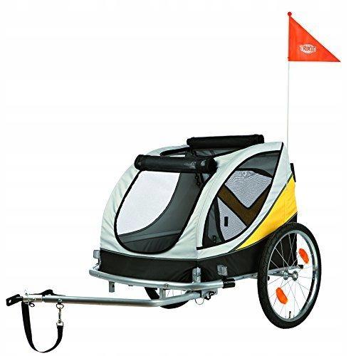 184C8 Przyczepa rowerowa PSA Trixie 12807 L