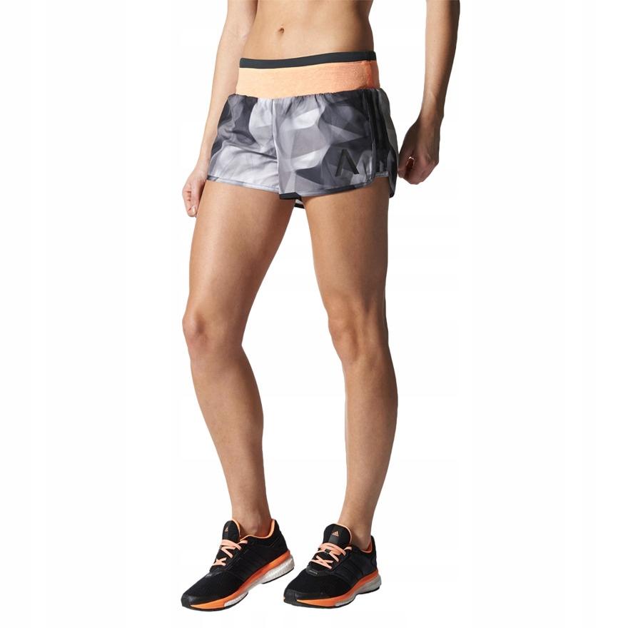 Spodenki Adidas Aktiv damskie termoaktywne 2XS