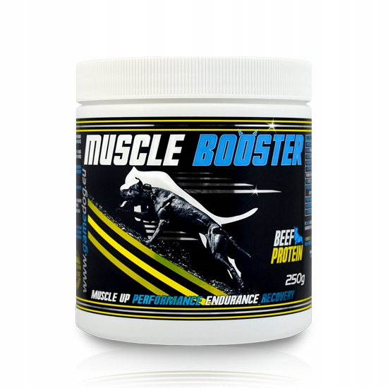 GAME DOG MUSCLE BOOSTER 250 G