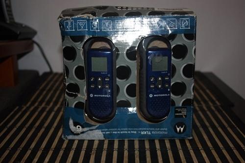 Radiotelefony Motorola TLKR-T5