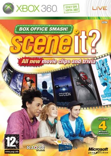 Scene It? Box Office Smash XBOX 360 GRA