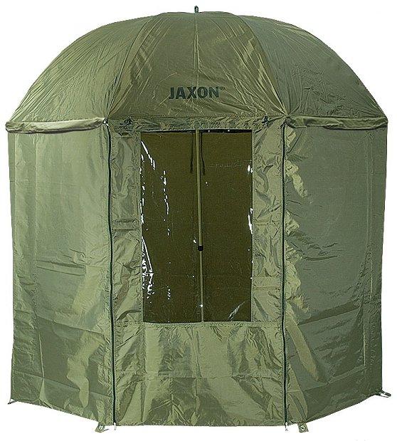 Parasol wędkarski zabudowany Jaxon AK-KZS039