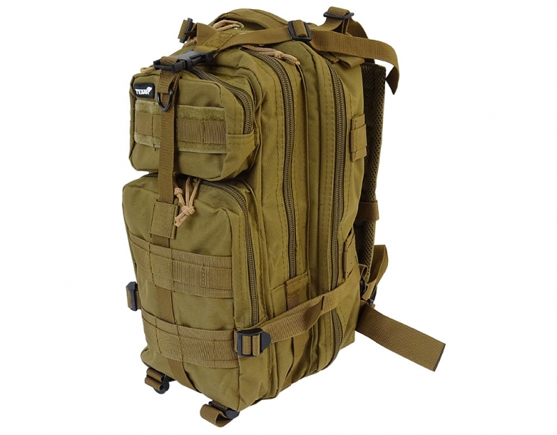 Plecak Texar Assault 25 l - Coyote Tanio W-wa