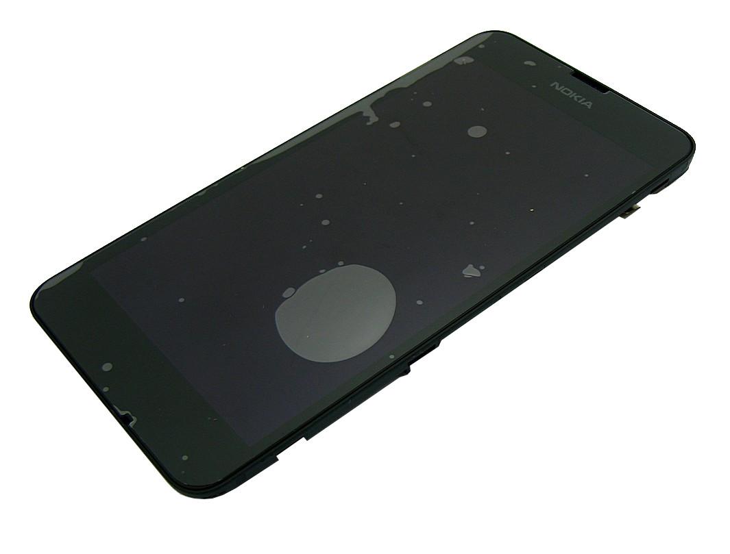 ORYGINALNY WYŚWIETLACZ LCD NOKIA LUMIA 630 635 CZA