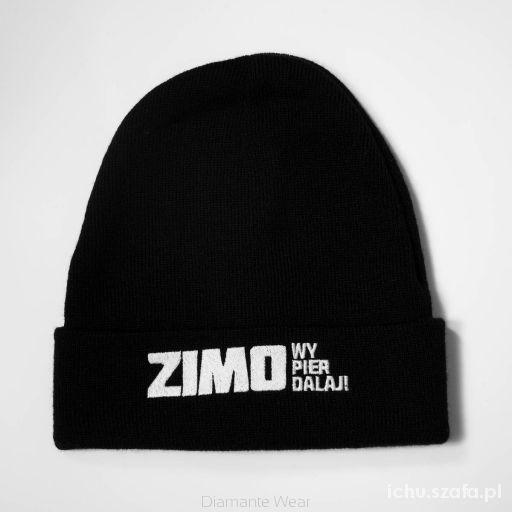 sklep aliexpress ujęcia stóp DIAMANTE Zimo wypier... Czapka Zimowa- Czarna - 7570033478 ...