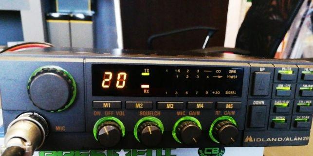 cb radio alan 28