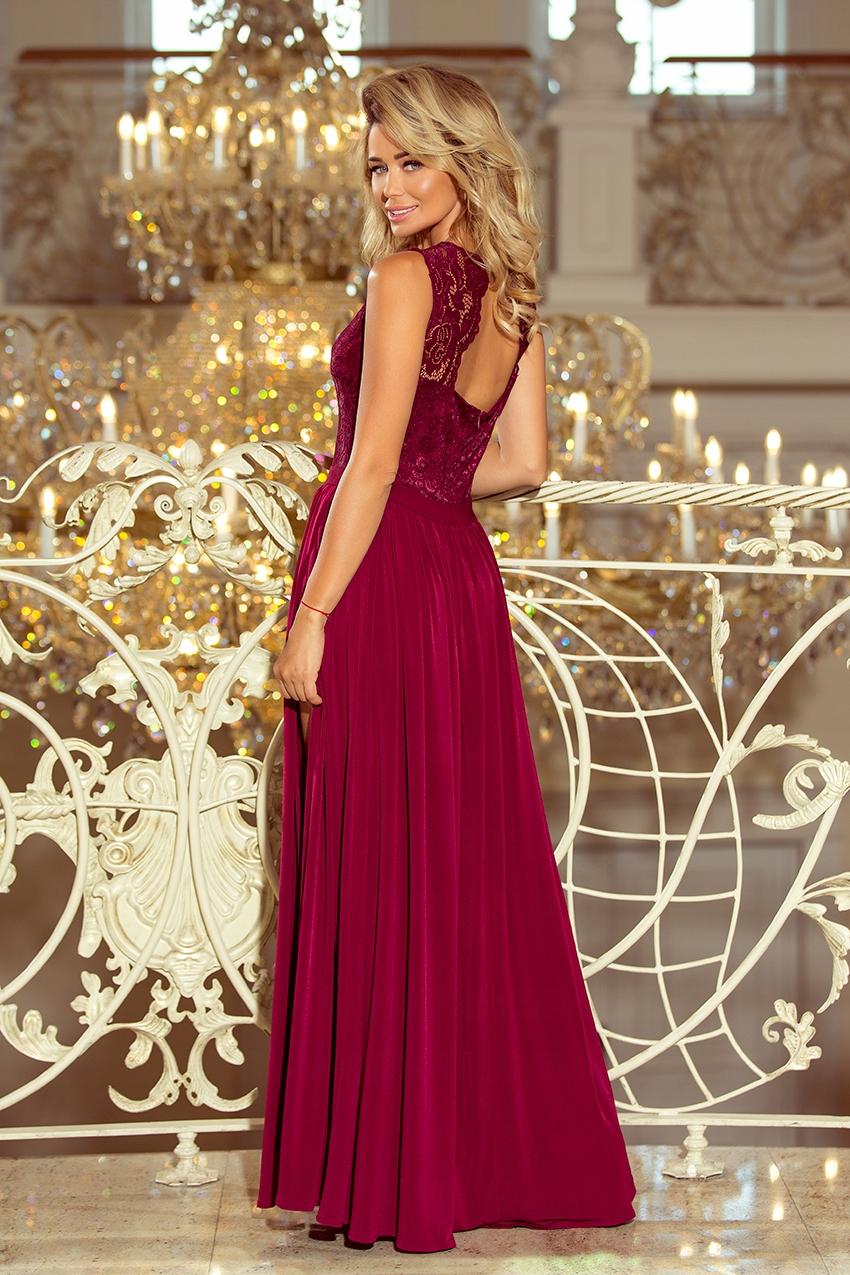 922ca539fa Długa suknia balowa MAXI wesele studniówka R. M - 7658945408 ...