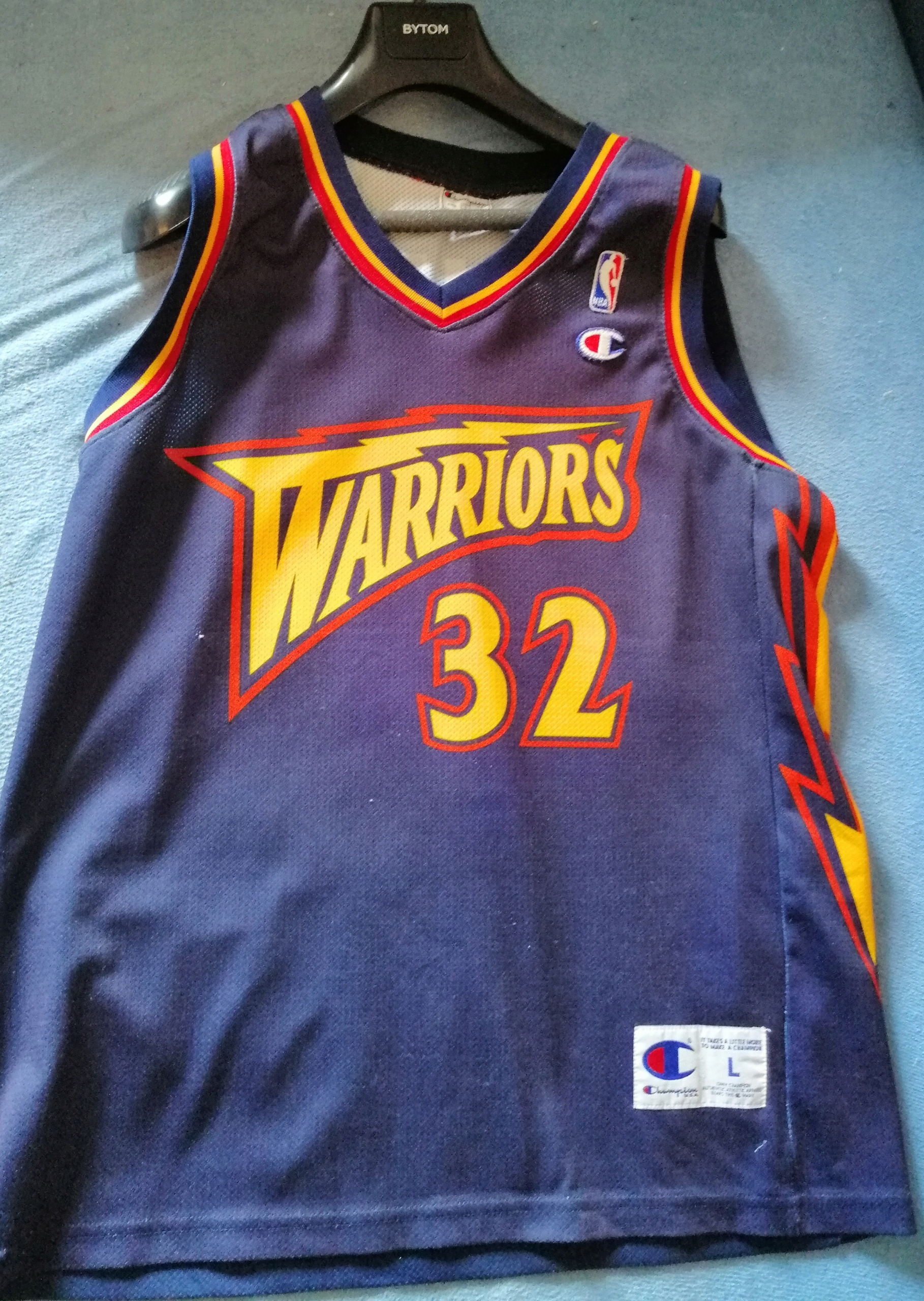 Koszulka NBA Golden state warriors retro