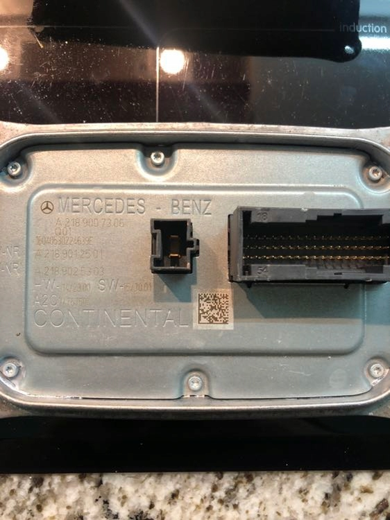 Sprzedam moduł full led mercedes 2189007306