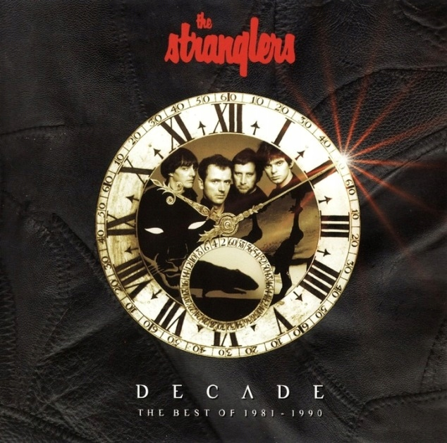 STRANGLERS THE Decade Best Of 1981-1990 SAME HITY