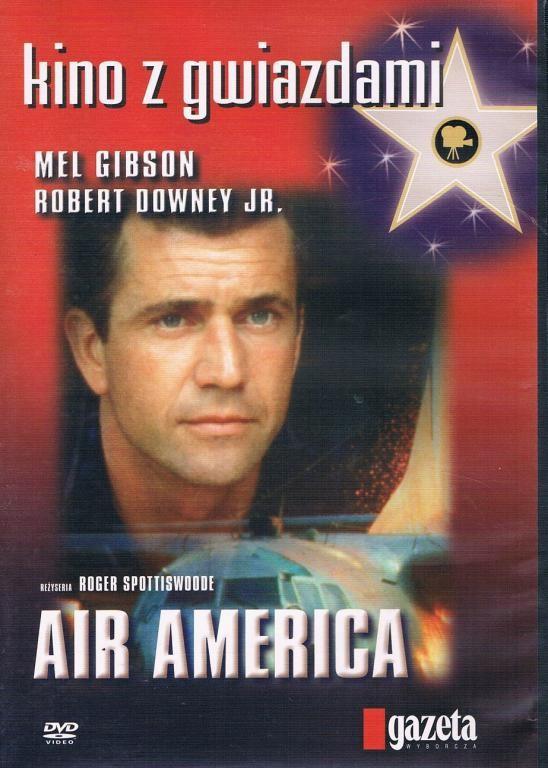 [DVD] AIR AMERICA -MEL GIBSON, ROBERT DOWNEY JR