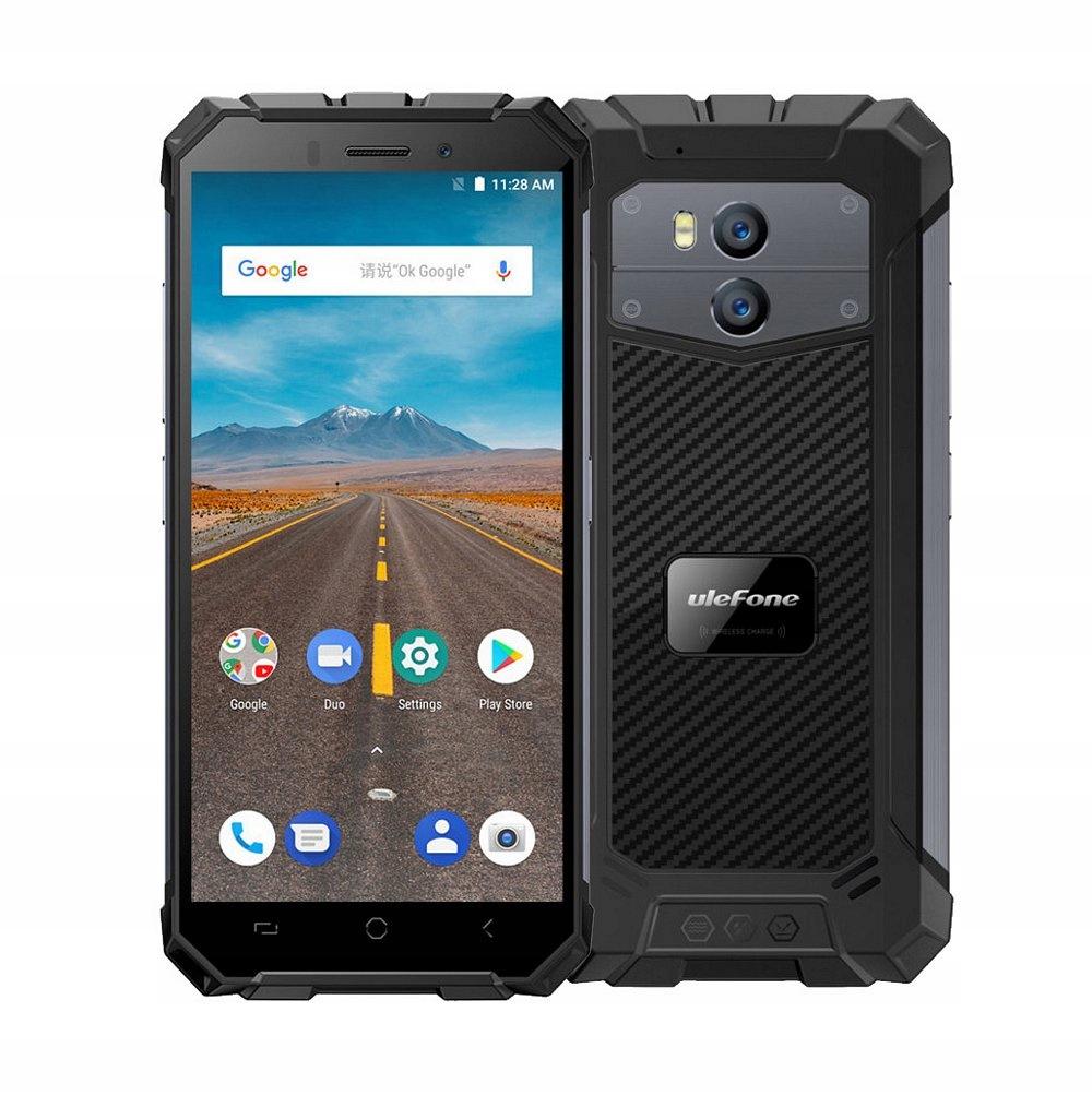 Smartfon Ulefone Armor X 16GB DS + Ład. indukcyjna