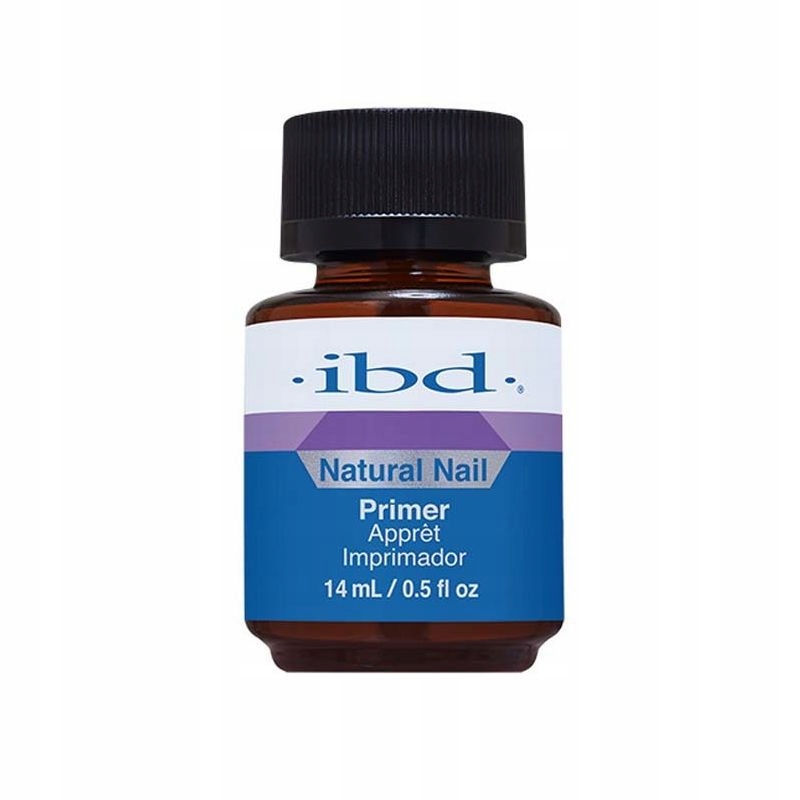 IBD Natural Nail Primer kwasowy primer 14ml