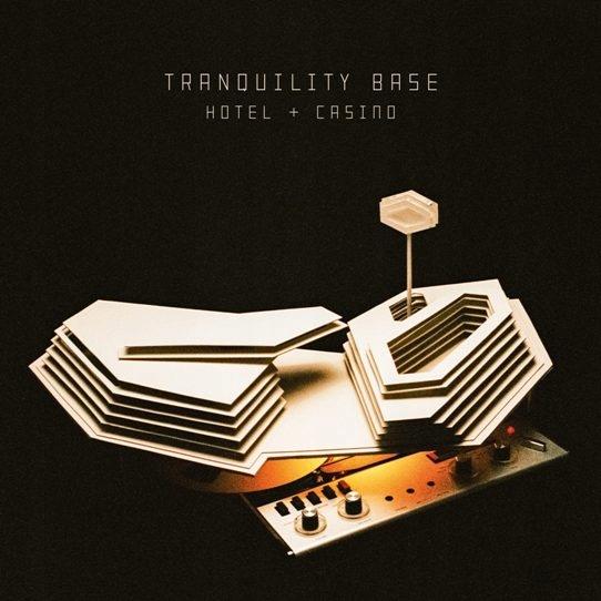ARCTIC MONKEYS Tranquility Base Hotel + Casino 24h
