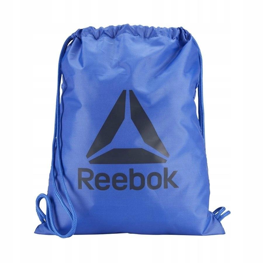 REEBOK Worek plecak sportowy na buty fitness uniw
