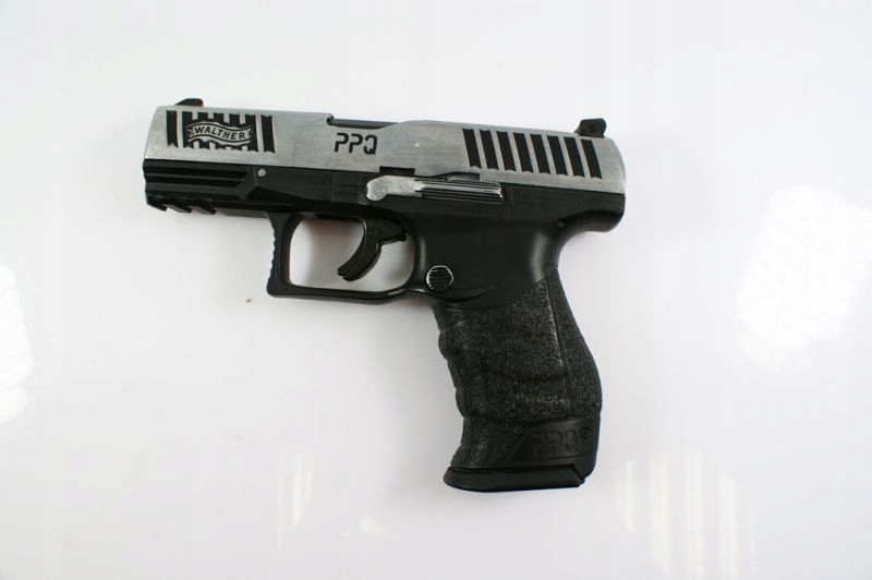 PISTOLET WALTHER PPQ CAL 43