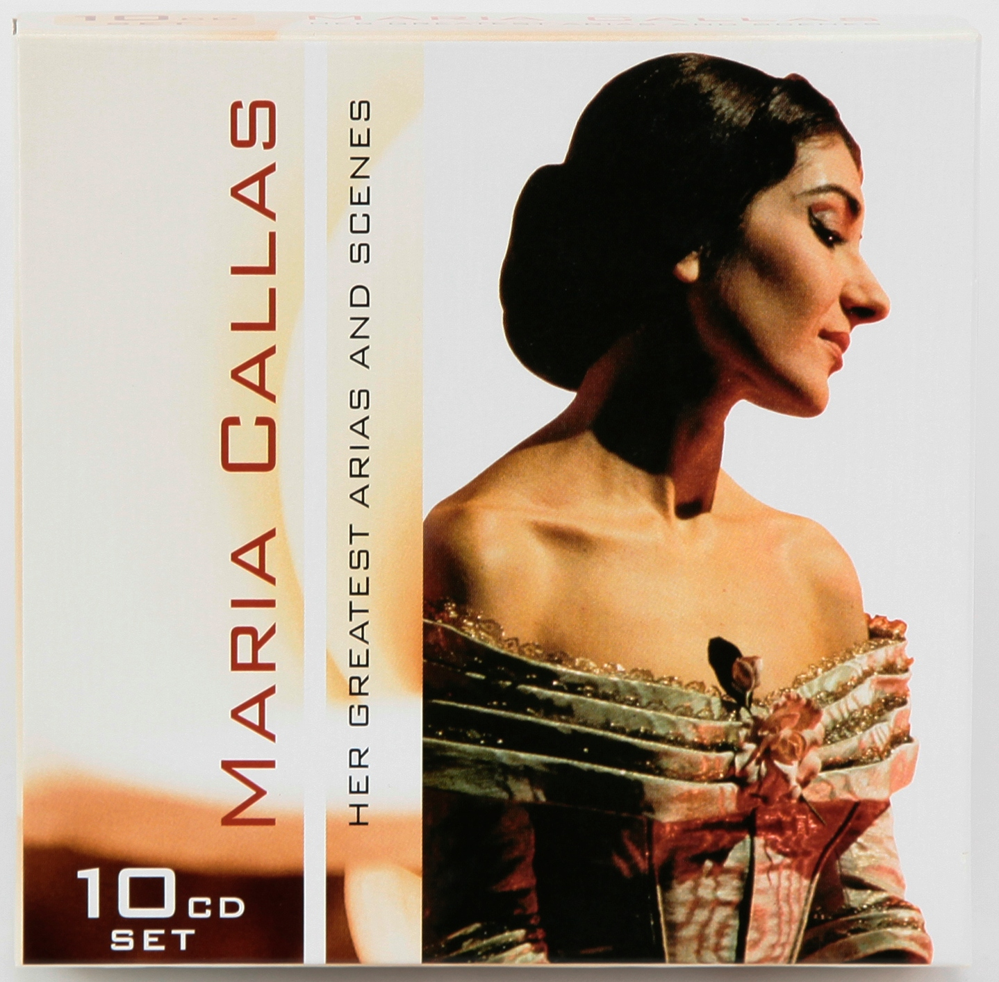 Maria Callas: Her Greatest Arias and Scenes 10 CD