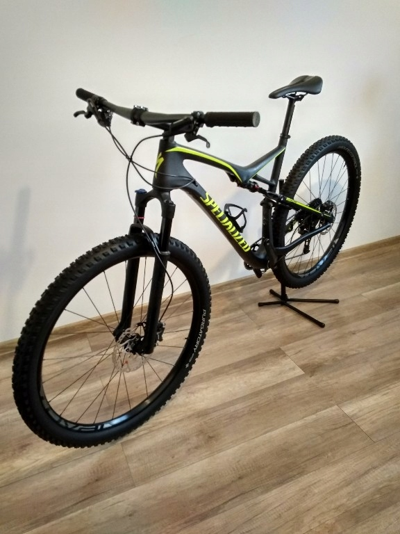 Specialized Epic FSR Comp Carbon World Cup 2017