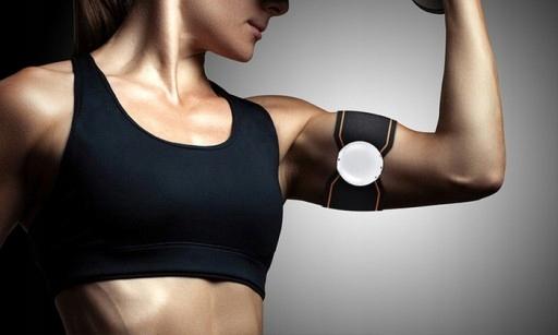 Elektryczny stymulator mięśni 20 x 5 cm