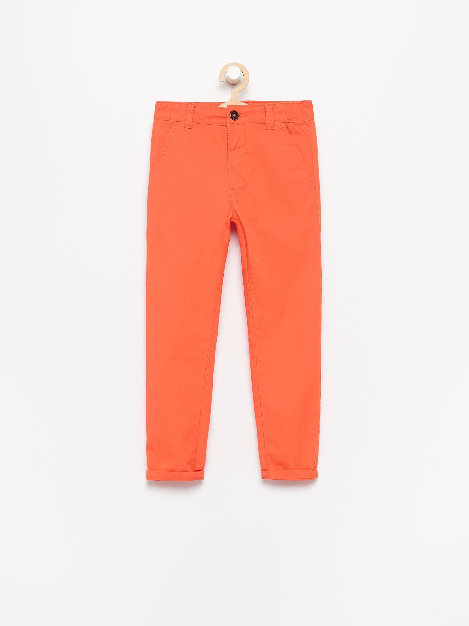 Spodnie chinosy Reserved r. 104