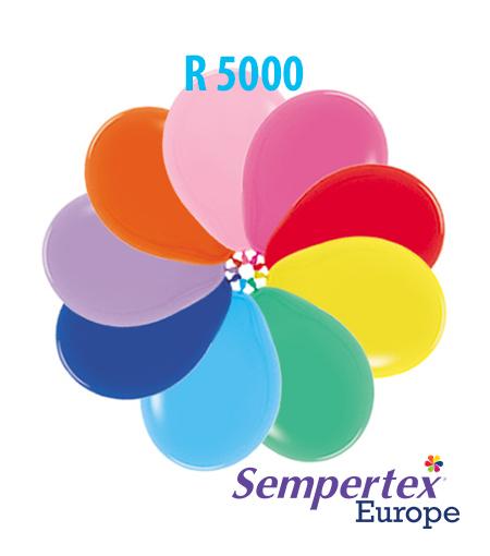 "Sempertex R5 - balon fashion 5"" 50 szt"