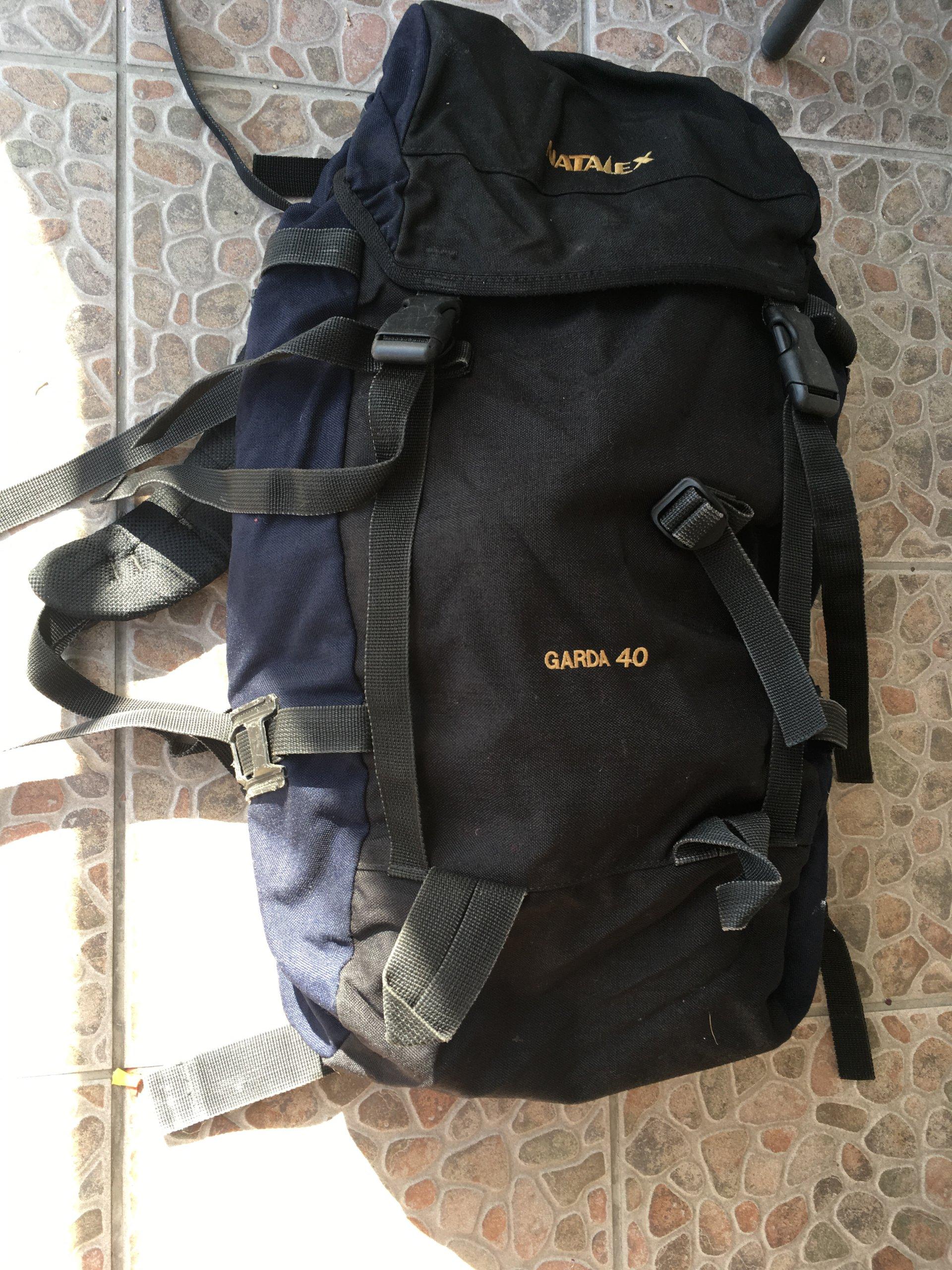 a9b558d1ebf0f Plecak Natalex Garda 40 - mercedes wśród plecaków - 7332369564 ...
