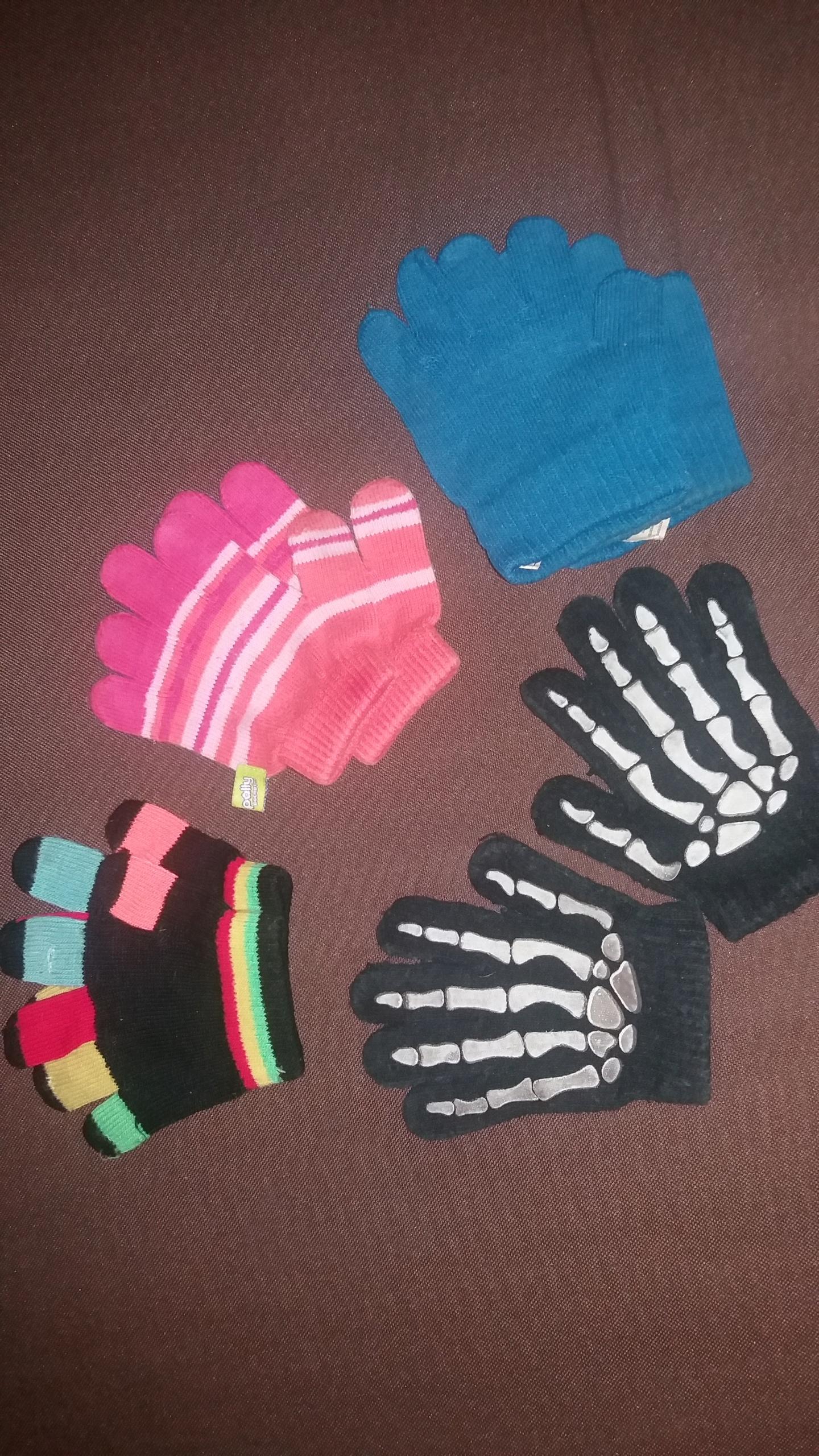 rękawiczki palczatki