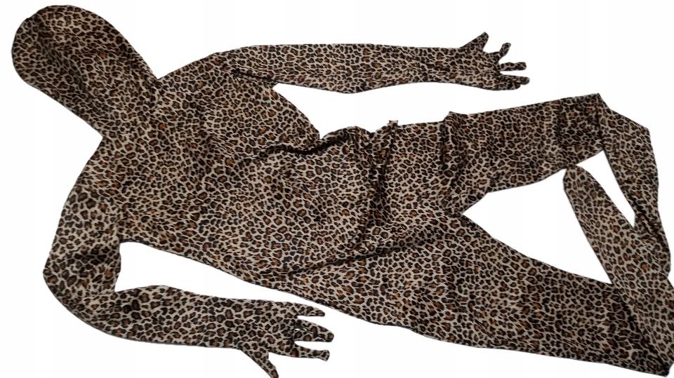 705* kostium strój suit pantera gepard M Wicked
