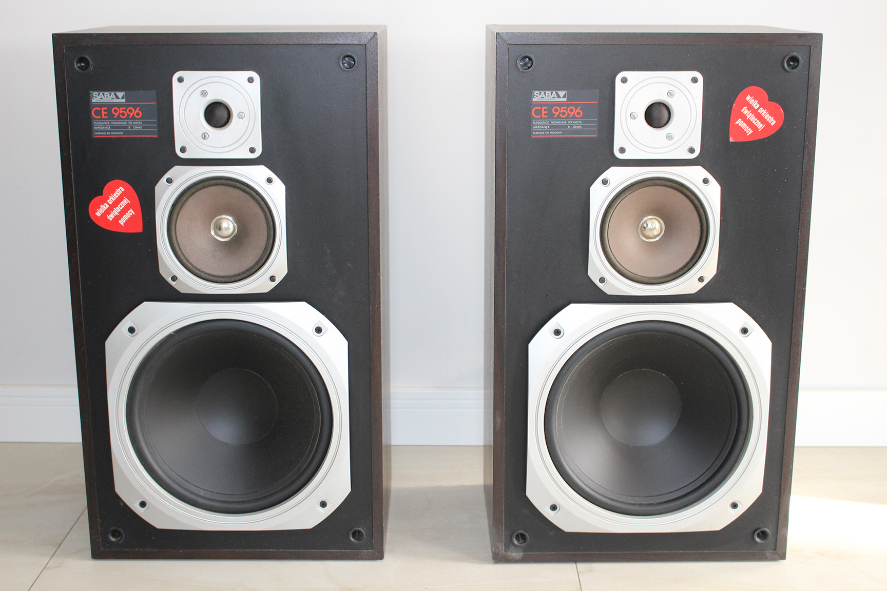 Tonsil SABA CE 9596 70W Wersja ekportowa