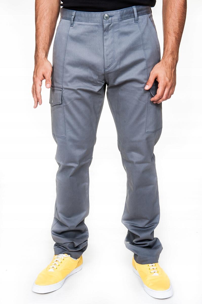 CALVIN KLEIN Spodnie Męskie 38 32 #13410 BCM