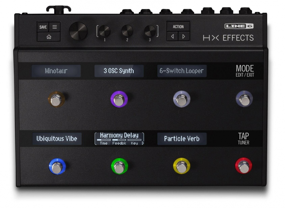 LINE 6 HX EFFECTS - MULTIEFEKT GITAROWY