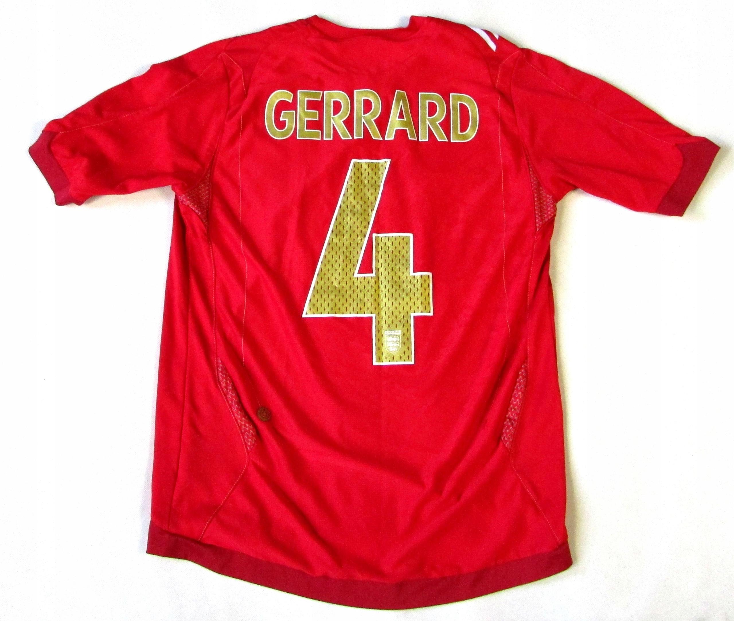 ANGLIA__Oficjalna koszulka_S.GERRARD_2006-08