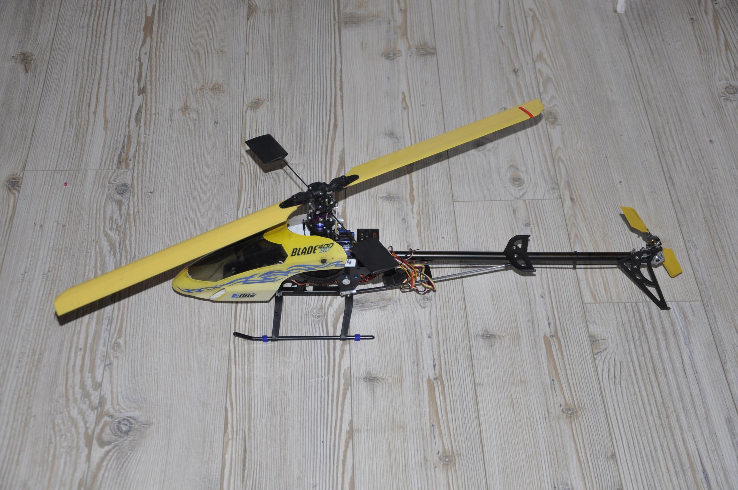 Eflite Blade 400 3D