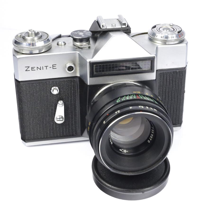 Zenit E Helios 44-2 2 / 58 Futerał TANIO!