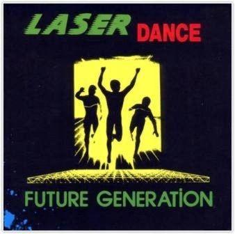 Laser Dance - Future Generation [CD]
