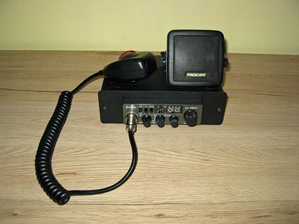 CB RADIO STABO XM 3003E (PRESIDENT HARRY, HENRY)