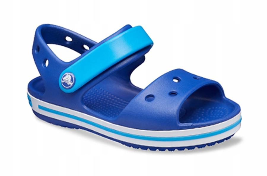 Buty Sandałki Crocs 12856 CERULEAN BLUE r.27